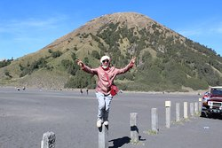 Happy Bromo Tour with Java Bali Trips