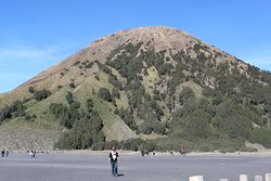 one of the volcano in Bromo area