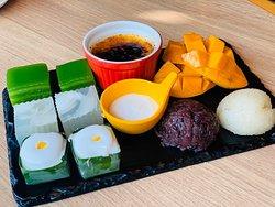 保持水準泰國菜
