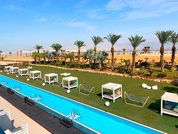 Herods Hotel Dead Sea