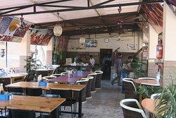 view of full restaurant
