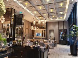 One of the best Afternoon Teas in Bangkok