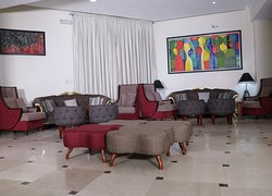 Heritage continental hotel reception sitting arena. feel comfortable and relaxed because you are home away from home.
