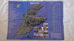 Kastelorizo walking map