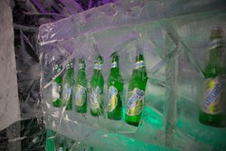 Tuborg Ice Bar