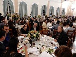 Jantar de Gala. Mundial do Queijo do Brasil em Araxá. Agosto de 2019!!!