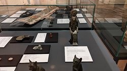 Naprstek Museum Egyptian exhibition
