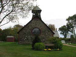 St. Andrews Round window