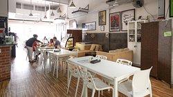 Dining Area Skohns Canteen Damansara Perdana