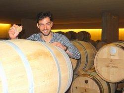 Pedro Benito Urbina Vinos Turismo Rioja