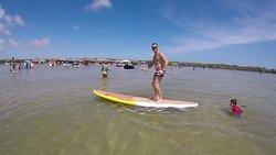 Aluguel de prancha para stand up paddle