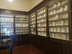 Salas de exposición del Museo.