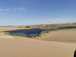 The most beautiful place in Western Sahara