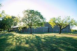 Sears Recreation Center in Arthur Sears Park in Abilene Texas