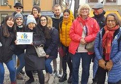 FREE WALKING TOUR STOCKHOLM NORDIC FREEDOM TOURS®