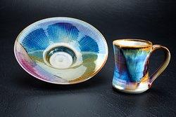 Ceramic artist, Joan Pevarnik