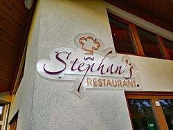 Stephan's well worth the drive, excellent food!