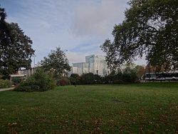View from Bois de Vincennes