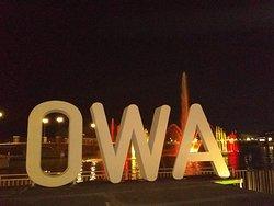 Downtown OWA entrance