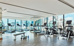 StayFit Gym | Hyatt Regency Bangkok Sukhumvit - Direct Access to BTS Skytrain, NANA station (Exit 3)