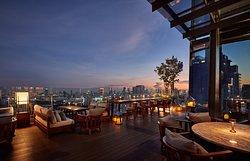 Spectrum Lounge & Bar | Hyatt Regency Bangkok Sukhumvit - Direct Access to BTS Skytrain, NANA station (Exit 3)