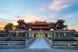 Central Vietnam, Hue Imperial Citadel