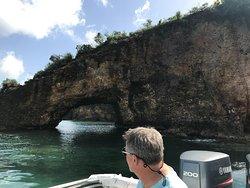 Explore the island