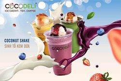 Ice Cream Milk Shake
