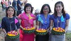 Yi Peng and Loy Krathong (Lantern Festival)