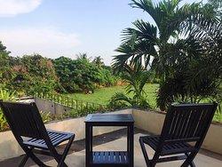 Enjoy the relaxing view! Visit us at www.villa-agati.com