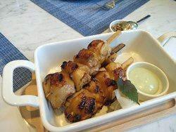 Yakitori Chicken Skewers 醬燒雞肉串