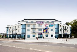 Premier Inn Exmouth Seafront hotel exterior