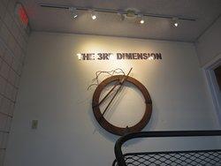 current (September) exhibit