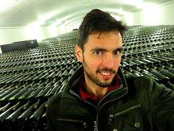 Pedro Benito Urbina Vinos Turismo La Rioja