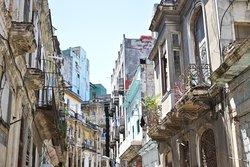 Havana center