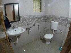 bathroom TY