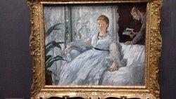 Edouard Manet - La lecture