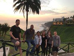 walking tour in Miraflores
