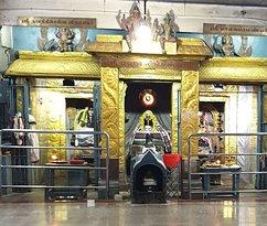 Mahalingapuram Shiva Temple