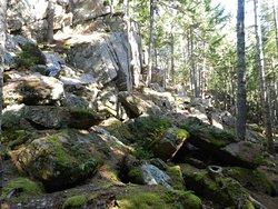Tall Boulders, Llewelyn Trail