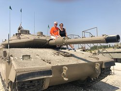 Latrun Police Station & Tank Museum (honoring fallen members of the armored corps).