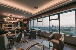 Titanium Club Lounge