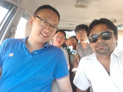 Dream cab is very good travel company