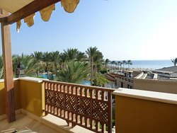 Makadi Spa, Hurghada. Taken from our balcony. 1st week.