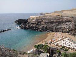 пляж Абама-самый лучший на тенерифе!