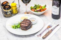fillet steak no hot stone