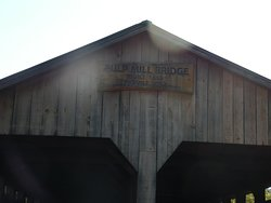 Pulp Mill Covered Bridge