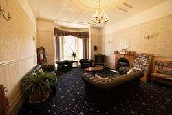 One of our guest lounges