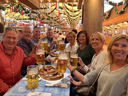 Great time at Oktoberfest!