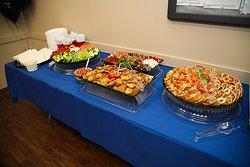 Corporate Events - Lunches & Dinners